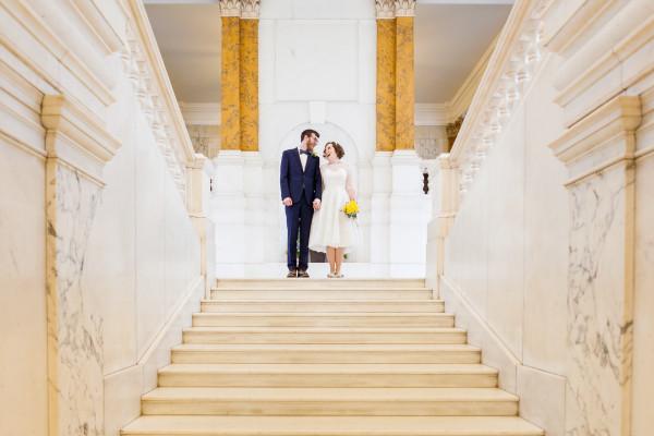 Lego, Zombies & The London Underground – A London Wedding