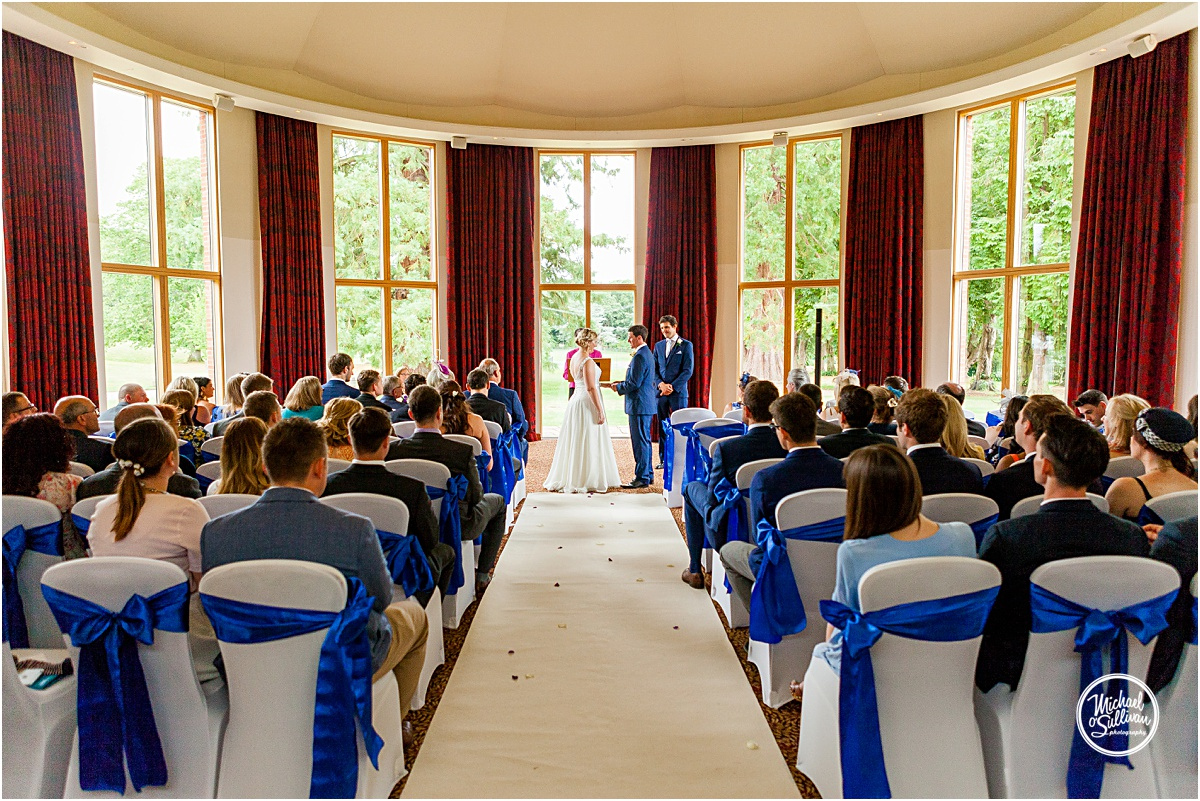 Savill Court Hotel Wedding Windsor