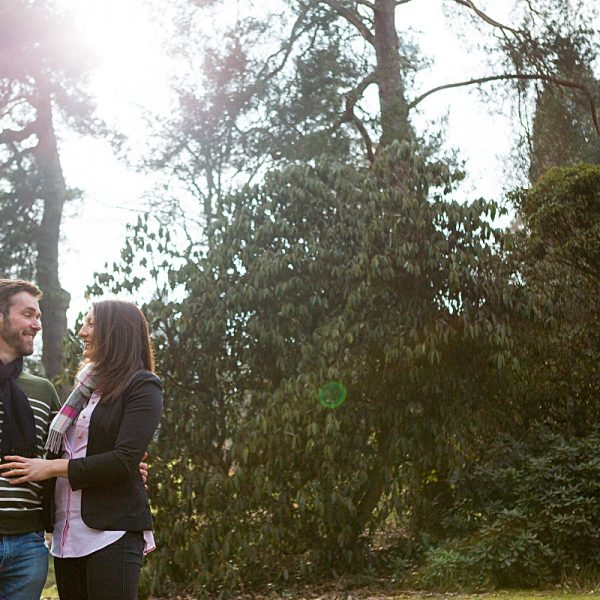 Bedgebury Pinetum Engagement Photography