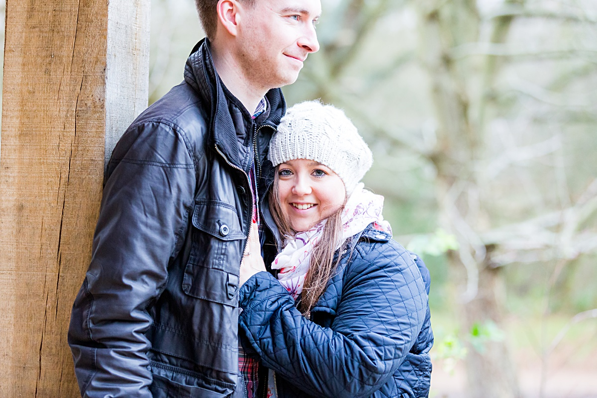 Isabella Plantation Richmond Park Pre Wedding Shoot